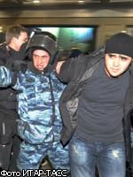 По факту беспорядков в Москве возбуждены уголовные дела