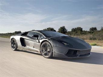 Стали известны подробные характеристики нового суперкара Lamborghini