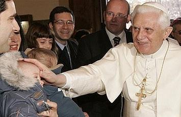 Страшный Папа