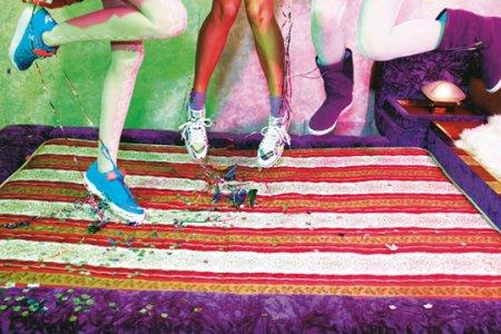 Adidas Originals Japan, женская коллекция осень/зима 2010