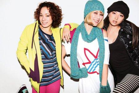 Adidas Originals Japan, ������� ��������� �����/���� 2010