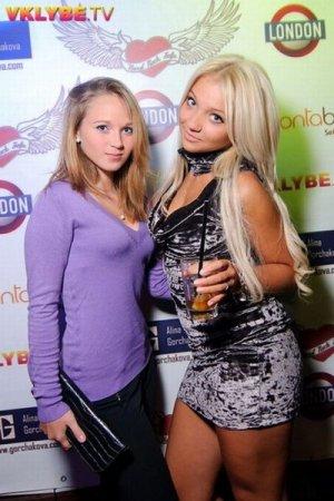 Девушки из российских клубов