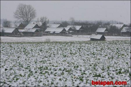 Ближайшей ночью в Беларуси будет до минус 25—27°С