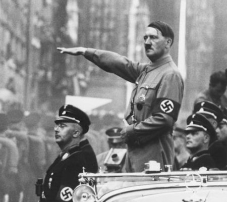 the power of hitlers rhetoric and its role in the german society The nature of german society didn't to take up the role of a chancellor (second in power to might even be so influenced by his rhetoric skills that.