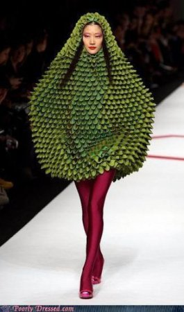 Такая мода
