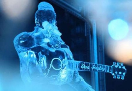 Ледяные скульптуры