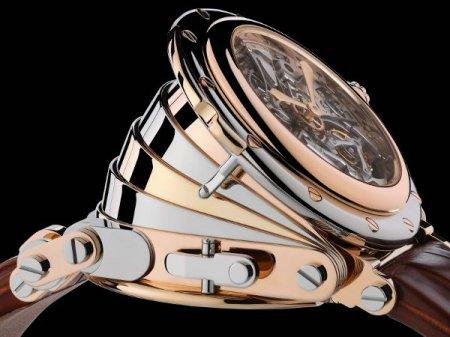 Voltaire - музыкальные золотые часы за $1 200 000