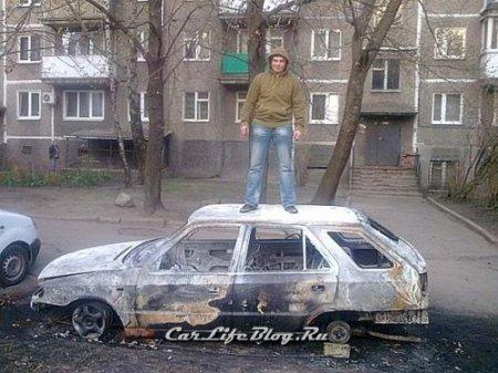 Инспекторы ГИБДД мстят жителю Калининграда, который пишет на них заявления...