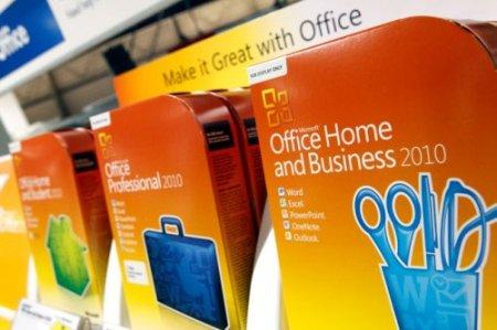 Office 2010 продается с рекордной скоростью