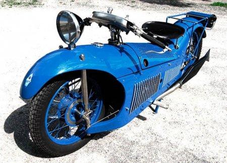 Странные мотоциклы