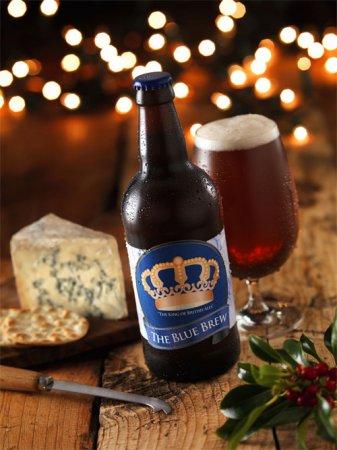 В Британии появилось пиво со вкусом сыра
