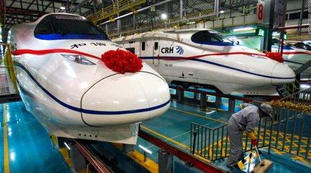 Harmony - самый быстрый в мире пассажирский поезд