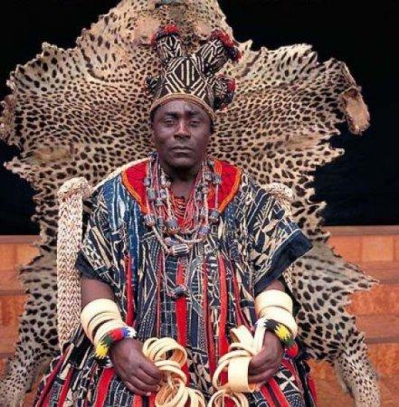 Африканские короли