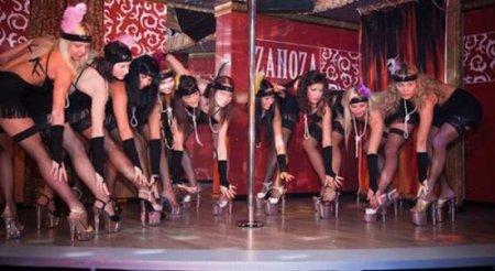 Красноярское соревнование по стриптизу (18+)