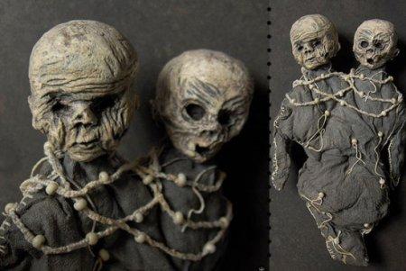 Мертвые куколки