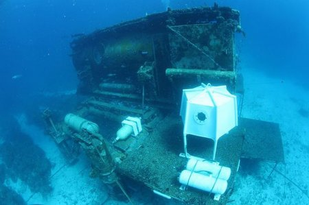 Обитаемая подводная лаборатория Водолей