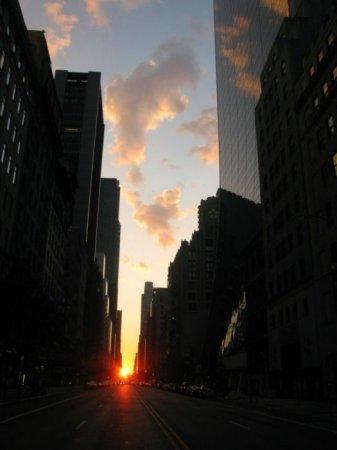 Чудо на Манхэтэне