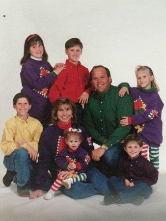 Забавные рождественские фотографии
