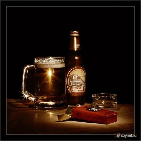Натюрморты с выпивкой