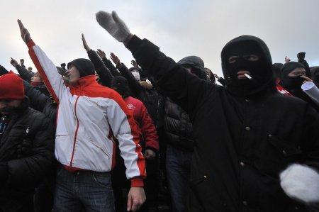 Фанаты «Спартака» разгромили Манежную площадь