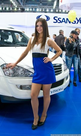 Девушки ММАС 2010