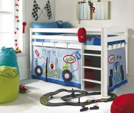 Классные детские спальни