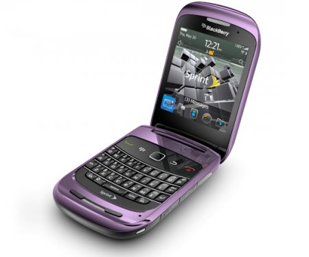 BlackBerry Style 9670 - вышел в продажу