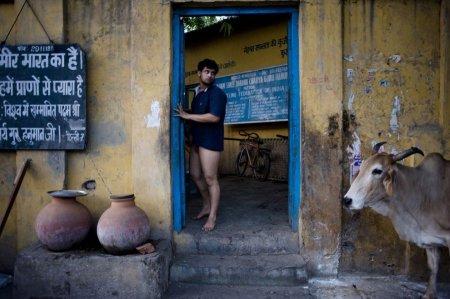 Качки и борцы в Индии и Пакистане