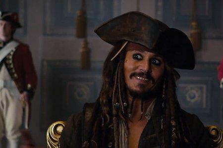 """""""Пираты Карибского моря: На странных берегах"""": новый трейлер"""