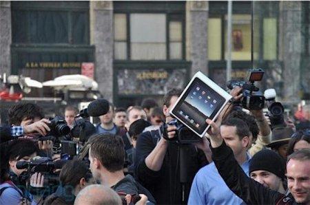 iPad — самый популярный гаджет 2010 года