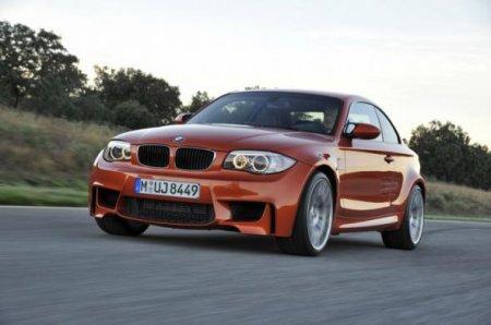 Купе BMW 1M-серии 2012 года готова к заезду