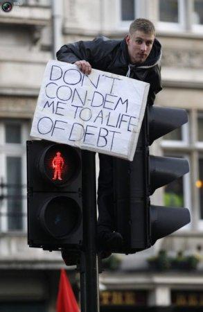 Мочилово в Лондоне