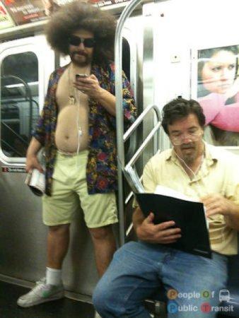 Фрики из метро