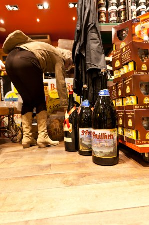 Райское место для любителей пива в Бельгии