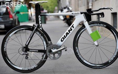 I-Green - велосипедное зарядное устройсто для гаджетов