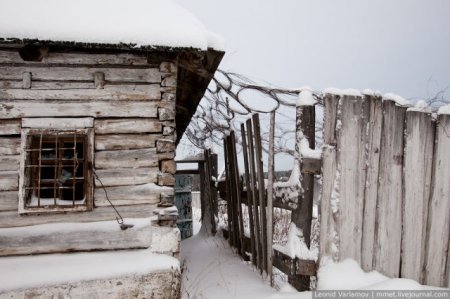 Заброшенная зона под Пермью