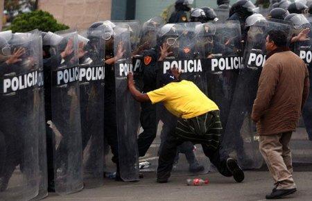 Борцы с массовыми беспорядками