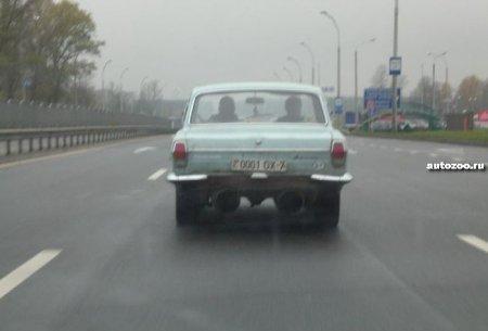 """Реактивная """"Волга"""""""