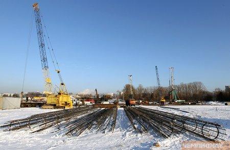 «Спартак» начал строить стадион