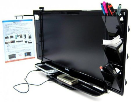 Необычный концентратор USB поможет навести порядок на рабочем столе