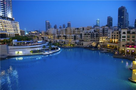 Цвета Дубая