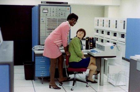 Офис Bell Labs в 1960-х