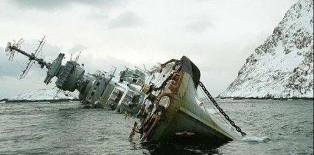 Брошеные корабли