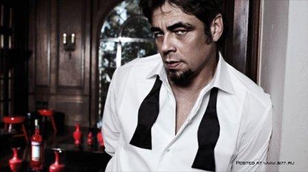 Benicio Del Toro для календаря Campari 2011