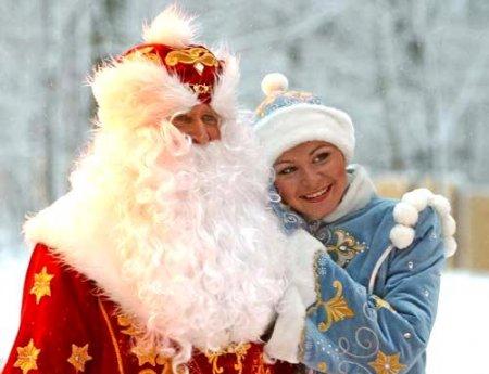 Дед Мороз в религиях народов мира