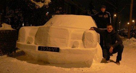 Снегорседес