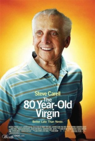 Киногерои в старости