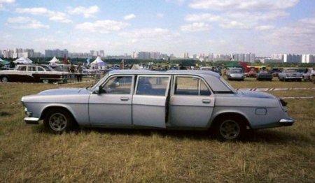 Лимузины по-русски
