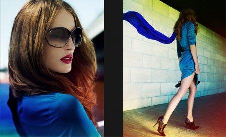 Рекламная и фэшн фотография от Жака Багиоса