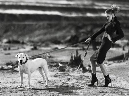 Russian Fashion Photograph - Igor Oussenko